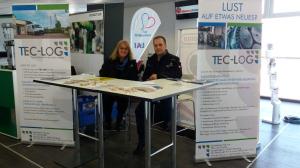 Die TEC-LOG GmbH auf der Jobmesse 2018 in Chemnitz